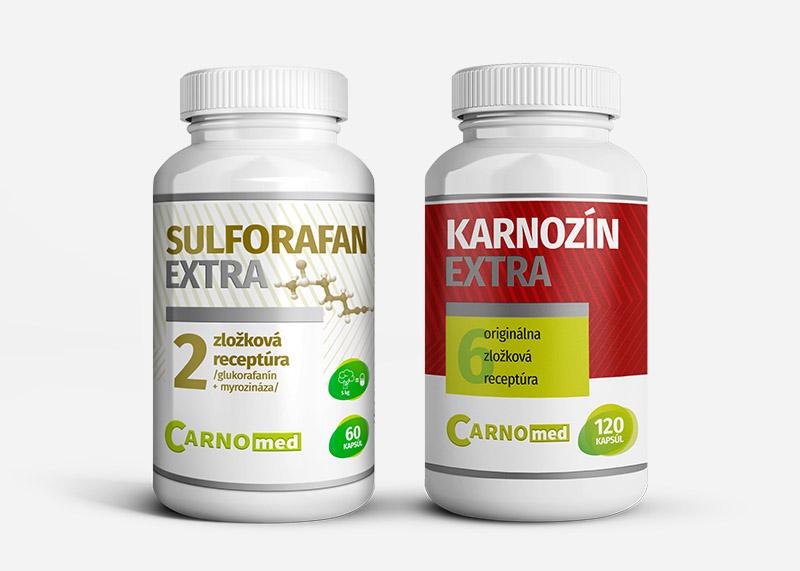 Sulforafan EXTRA - Karnozin EXTRA