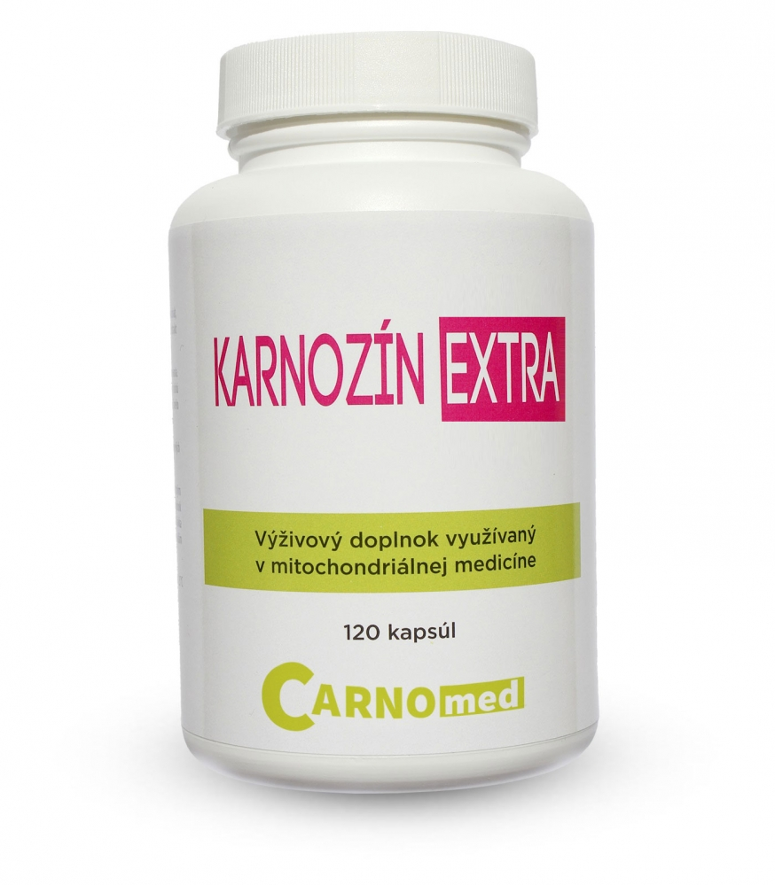 Karnozín EXTRA - Multifunkčná ochrana buniek