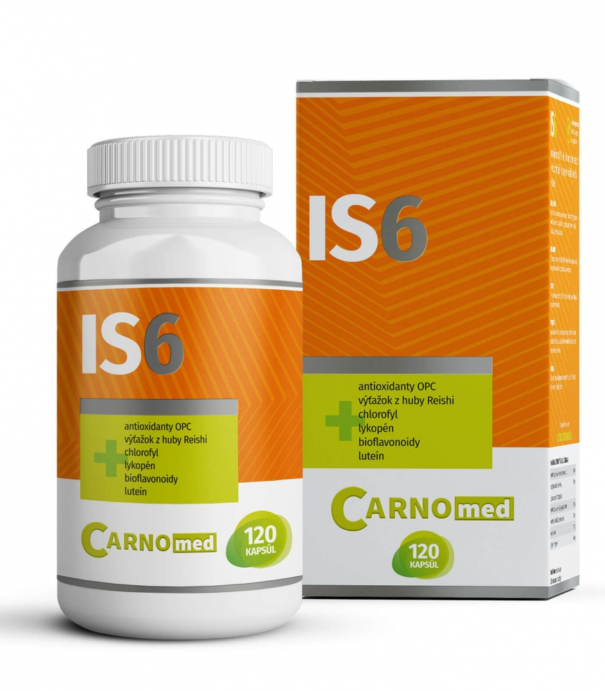 IS6 - Komplexné posilnenie imunity