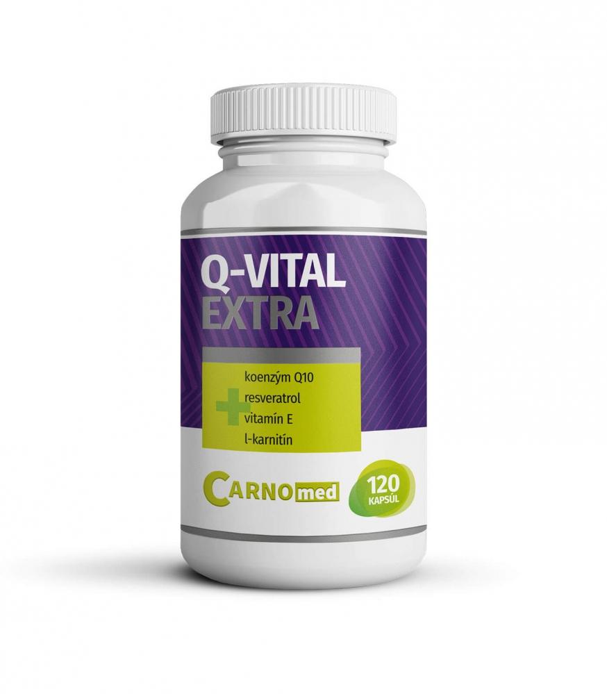 Q-VITAL EXTRA - Podpora vitality